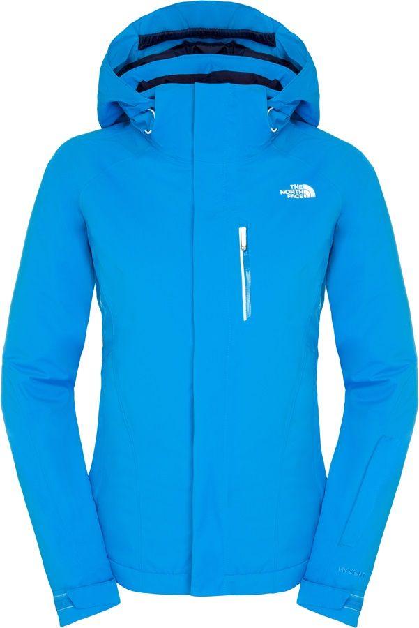 1bda7d003 The North Face JEPPESON Women's Ski/Snowboard Jacket, L, Blue Aster ...