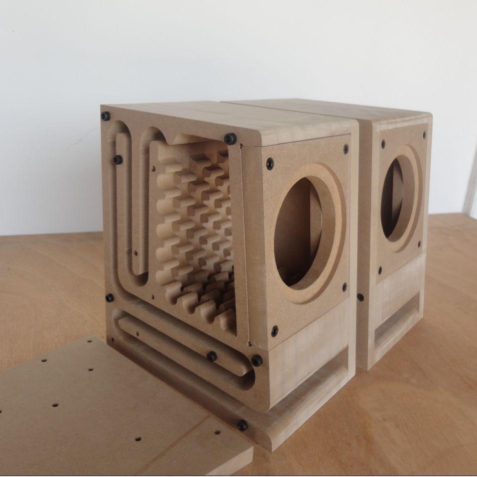 Charmant Maze Maze Fever Assembly Speaker Empty Cabinet 4 Inch Speaker Speaker In  Homeu2026