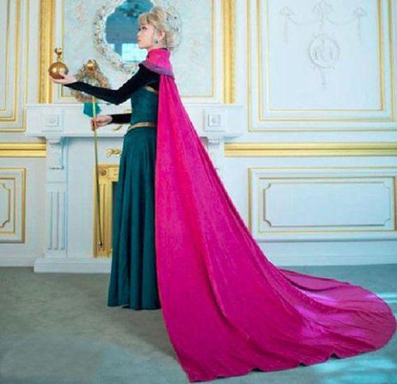 cet article nest pas disponible - Robe Anna Reine Des Neiges