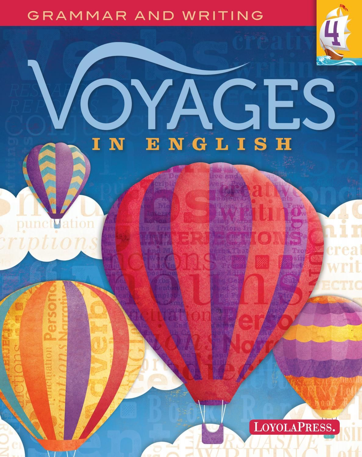Voyages In English Student Edition Grade 4