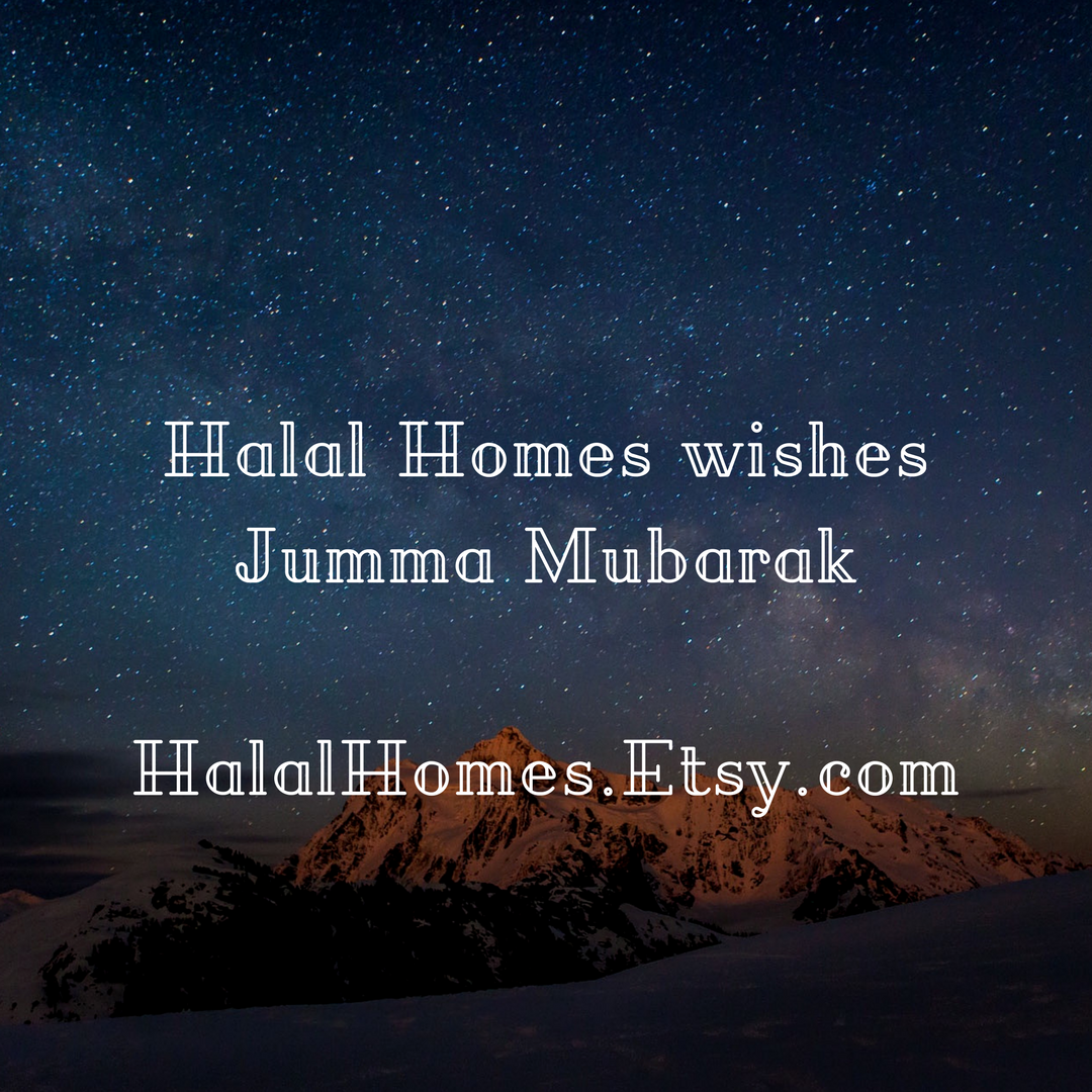 Halal homes wishes you jumma mubarak jumma mubarak pinterest halal homes wishes you jumma mubarak kristyandbryce Choice Image