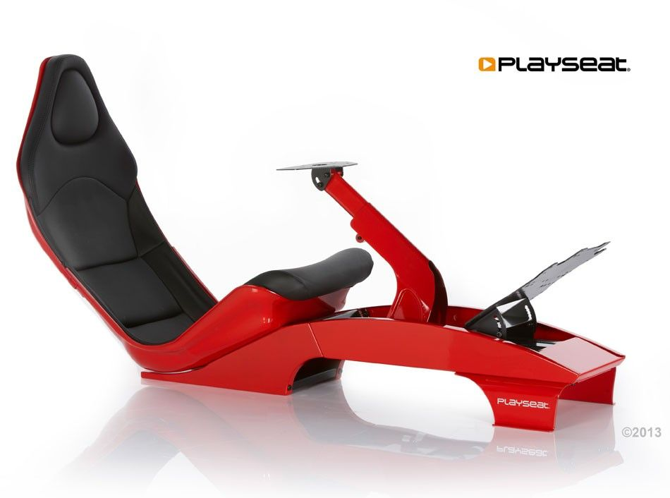 Formula 1 Racing Seat Playseat Red F1 | Products I Love