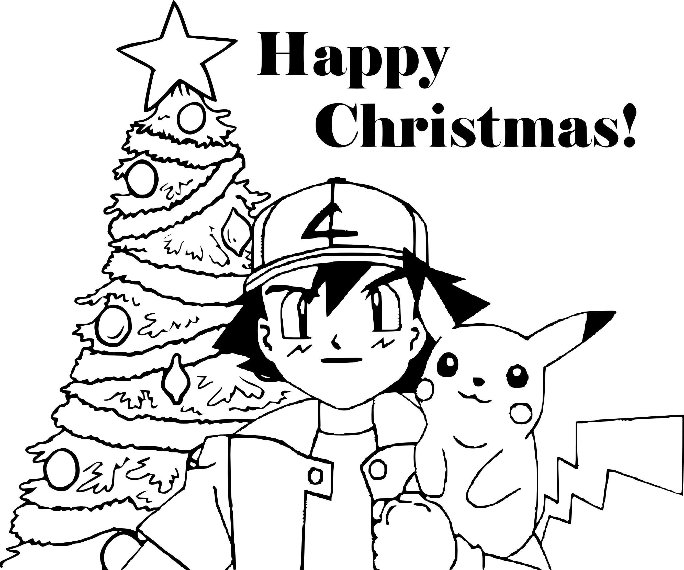 Imprimer Un Dessin De Noel Superbe Design Coloriage Pokemon No L