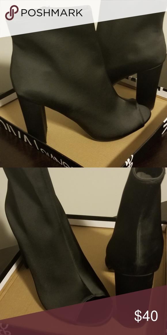 abca2c23907 Wild Diva Women Boot Open Peep Toe Bootie Wild Diva Shoes Ankle ...