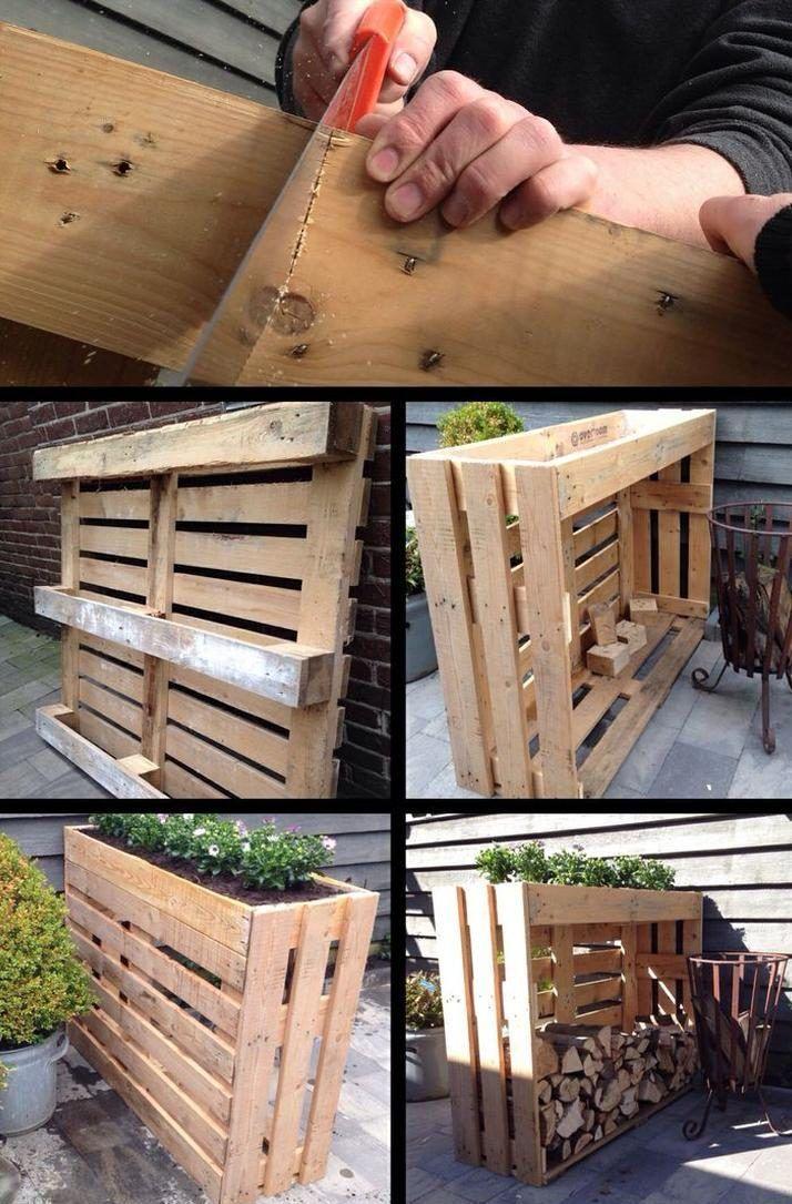 10 Abris De Jardin Pour Stocker Votre Bois Ou Vos Outils De Jardinage Outils Jardinage Abri De Jardin Bois Recycle
