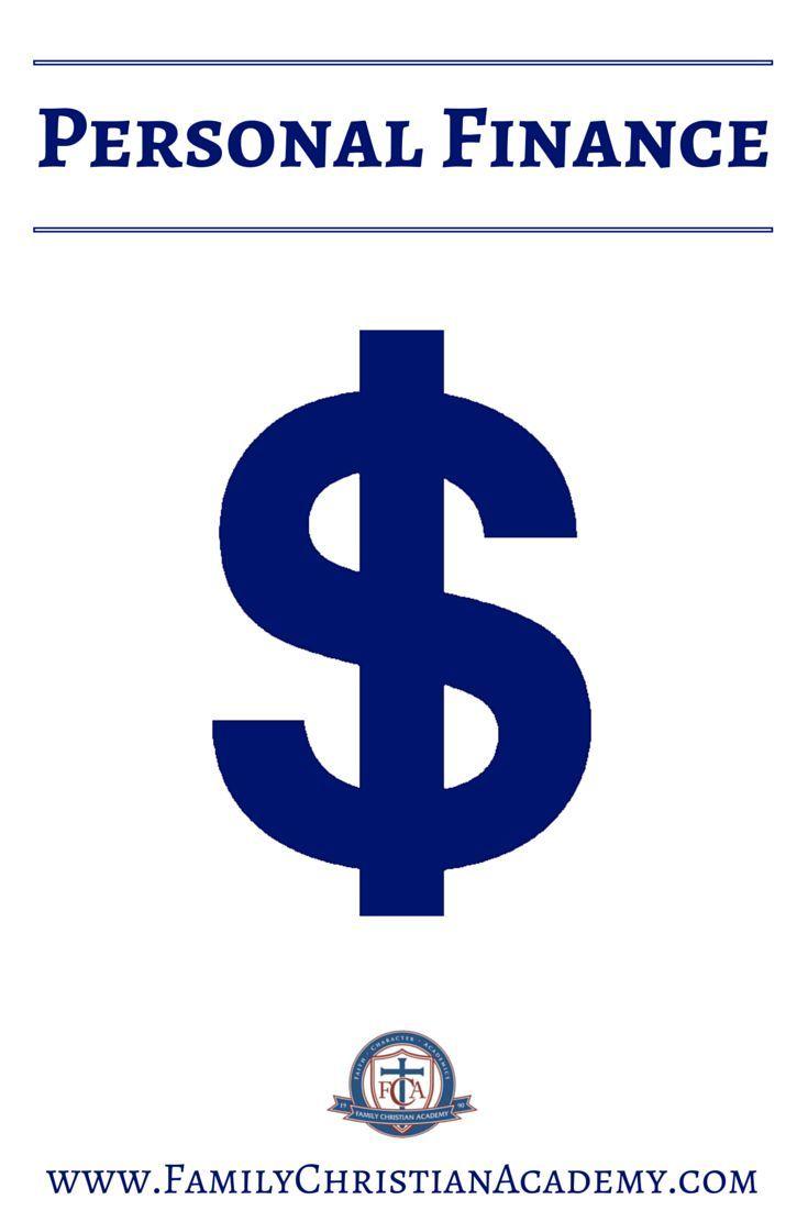 Personal Finance Homeschool Fca Family Christian Academy Great