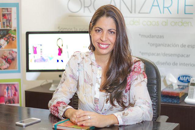 ClaudiaTorre una de las primeras Organizadoras Profesionales de Espacios de México. Conoce más sobre ella...
