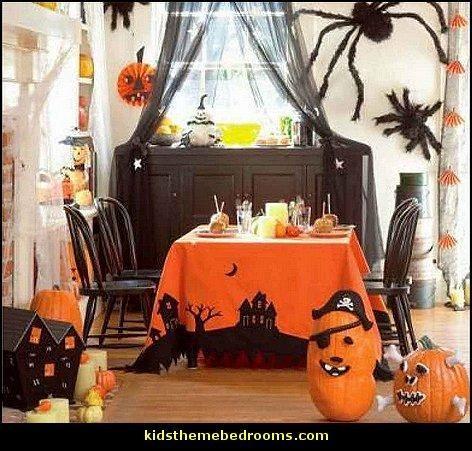 halloween decorations ideas inspirations halloween party - Cheap Halloween Party Decoration Ideas