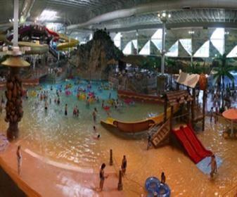 Kalahari Indoor Waterpark Wisconsin Dells Vacation Wisconsin Dells