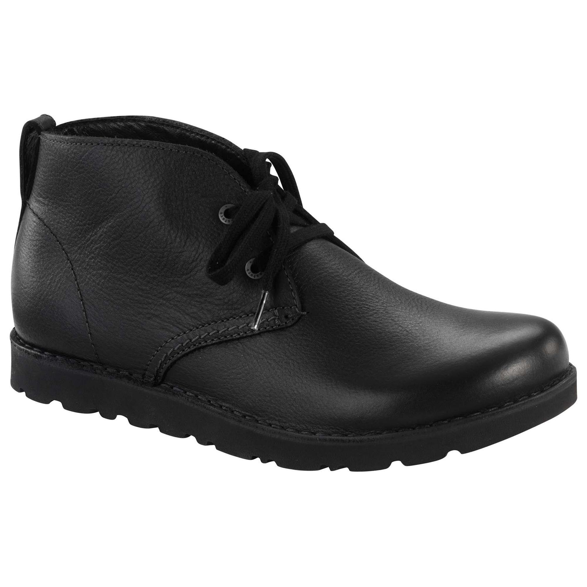 Harris Black Leather