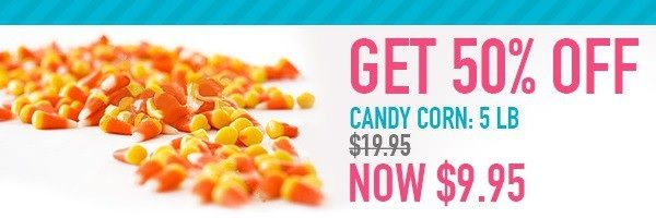 Candy.com Autumn sale on www.candy.com