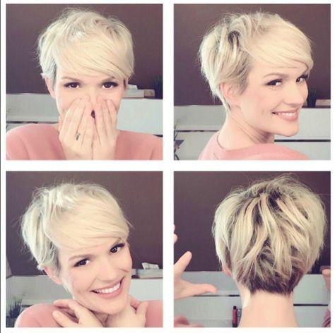 Haarschnitt Selber Machen Hair Styles I Love Short Hair Styles