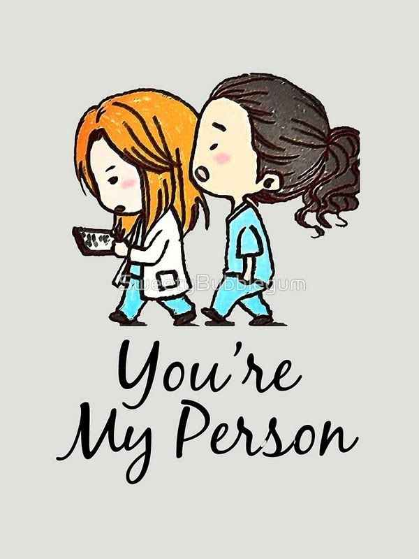 Grey S Anatomy You Are My Person A T Shirt By Sweetybubblegum At Umamitees Greys Anatomy Gifts My Person You Are My Person