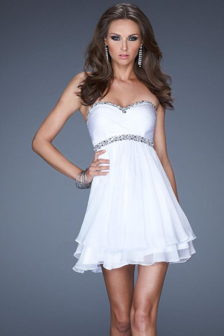 Images of Cute White Dresses For Graduation - The Fashions Of Paradise