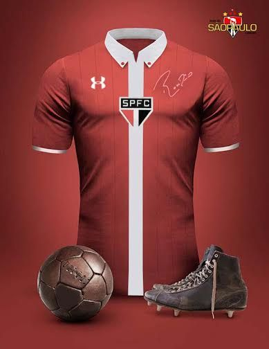 750ae1882b Camiseta SPFC - Under Armour