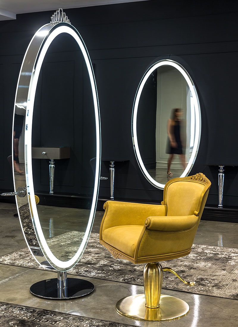 Grimhilde Plus - Styling Unit for hairdresser  Maletti
