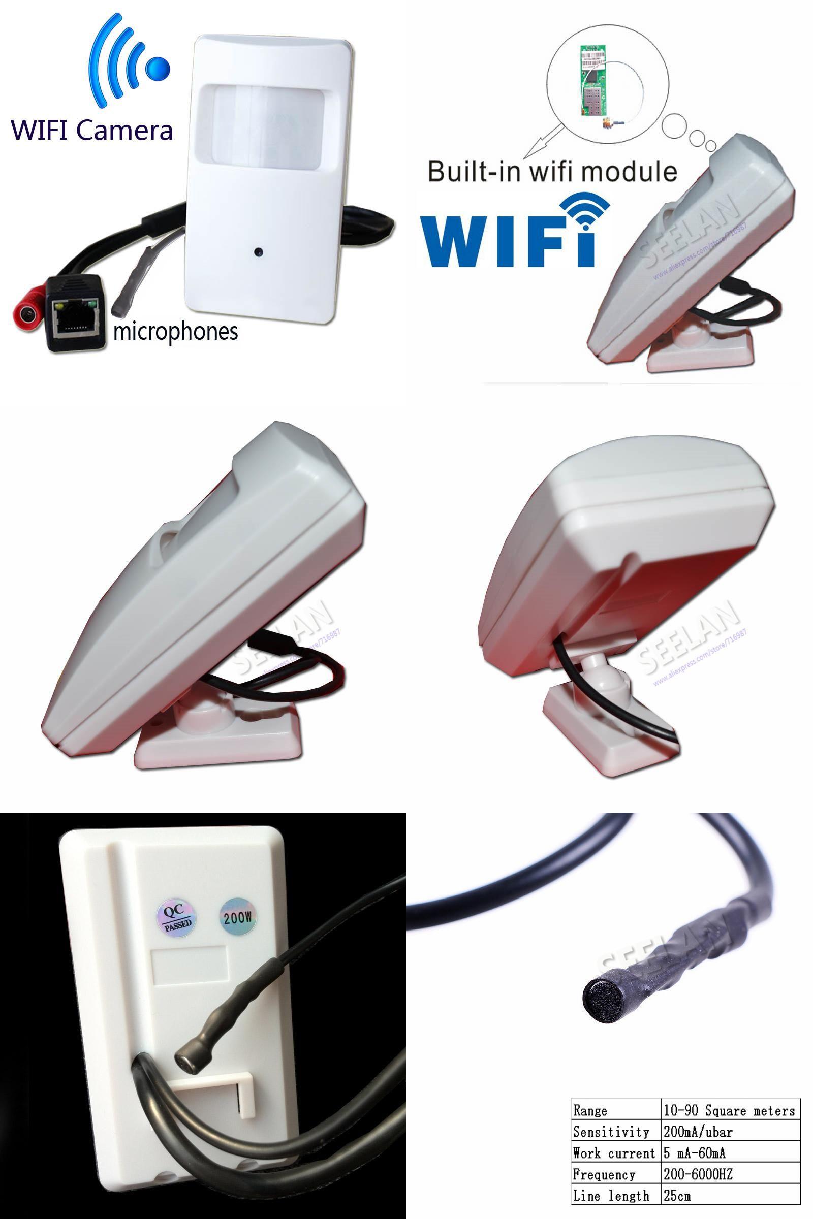 Visit to Buy] 720P mini IP camera with WIFI port mini Camera
