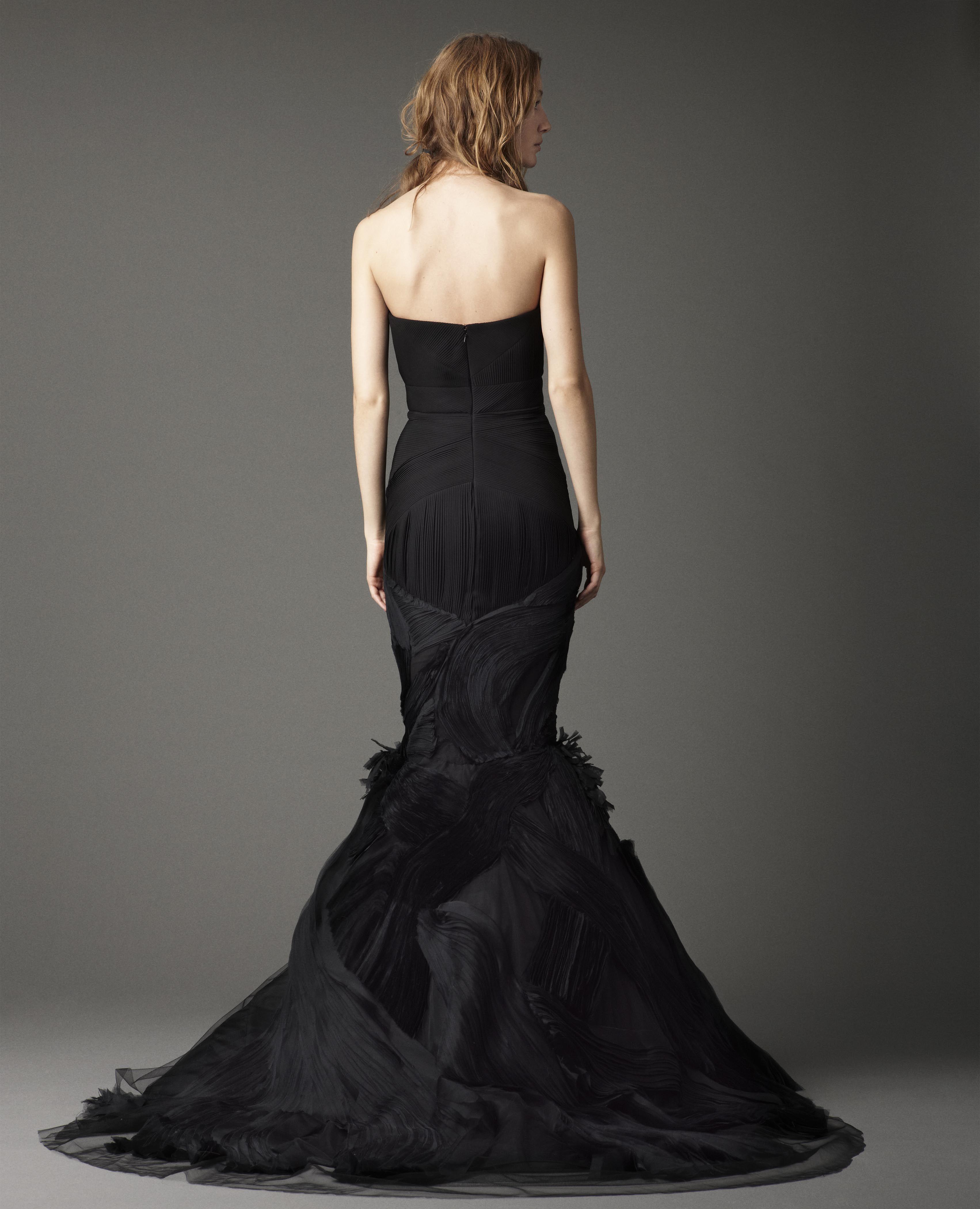 153cfd80bf69 Black Weddings, Black Wedding Gowns, Wedding Dress 2013, Gothic Wedding,  Steampunk Wedding