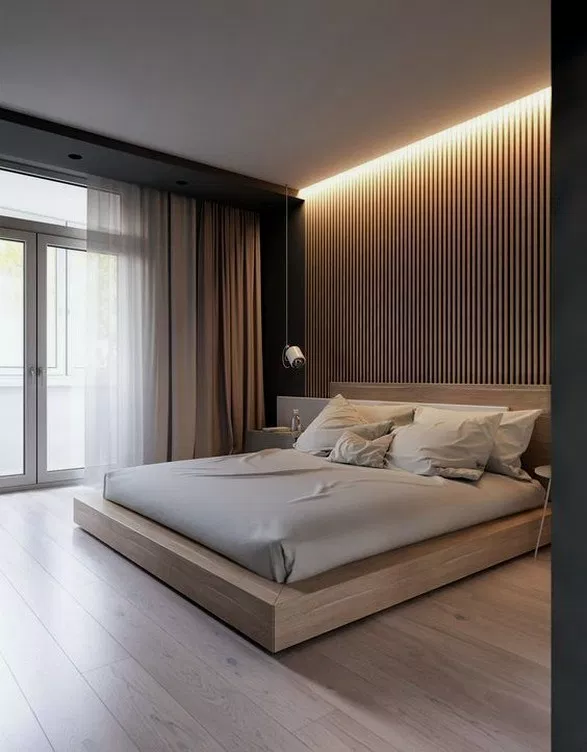 25 Stunning Minimalist Modern Master Bedroom Design Best Ideas Minimalistbedroom Be Modern Master Bedroom Design Modern Master Bedroom Master Bedroom Design