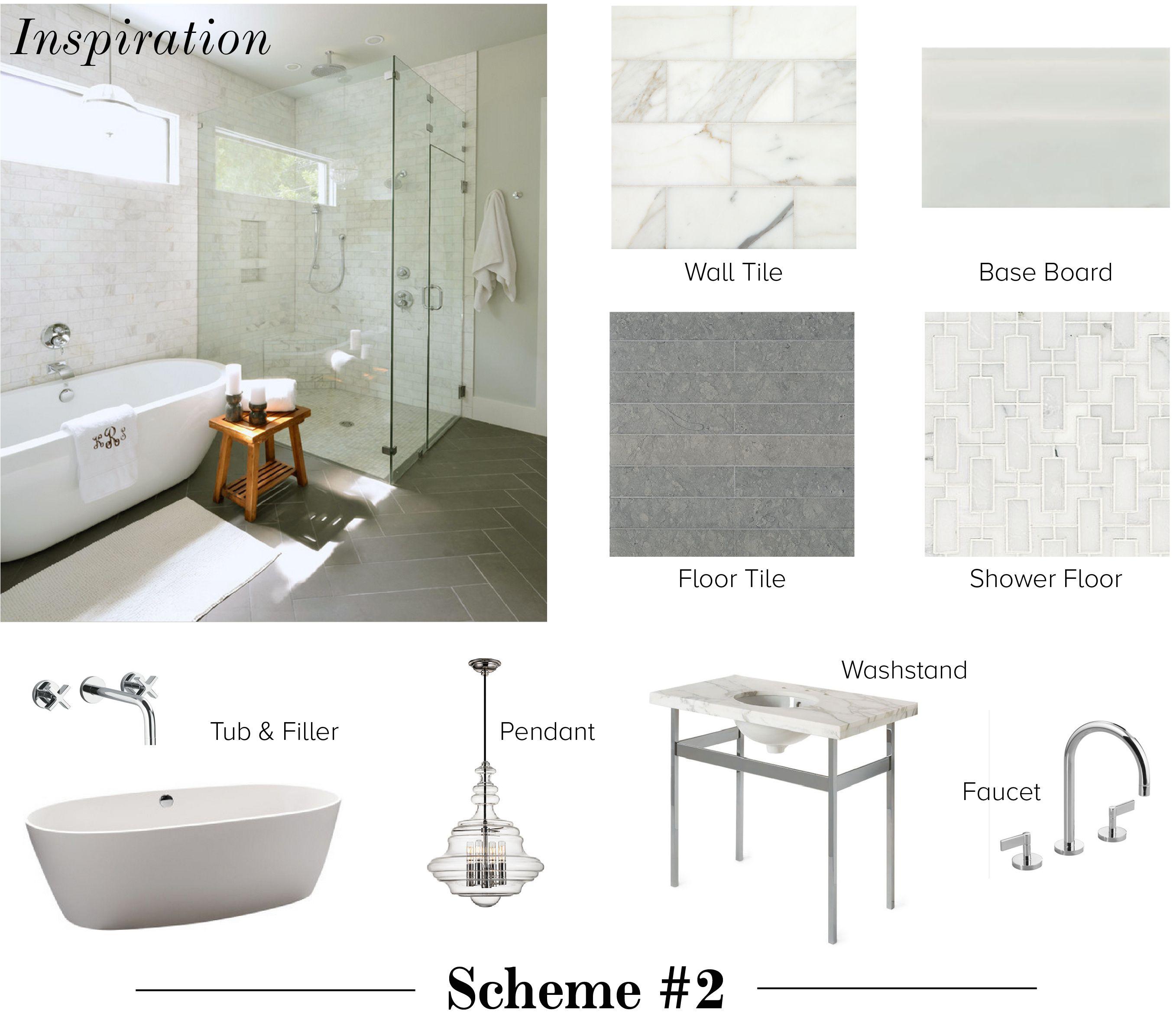 Bathroom Design using Natural Stone & Tile   McGrath II Blog ...