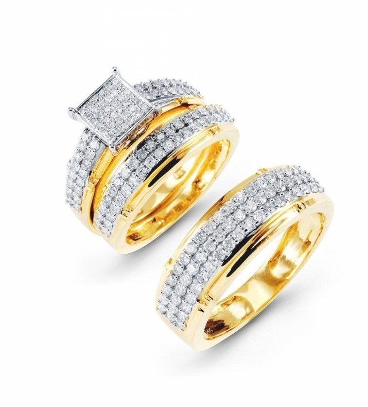 32 Zales Wedding Sets For Him And Her Square Engagement Rings Ring Settings
