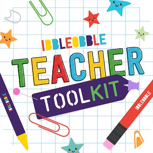 Popular App Ibbleobble Teacher Toolkit Stickers for
