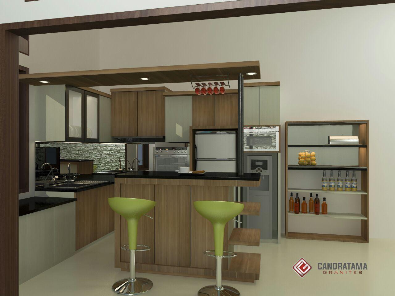 Dapur Minimalis Bar   Dapur Bengkulu