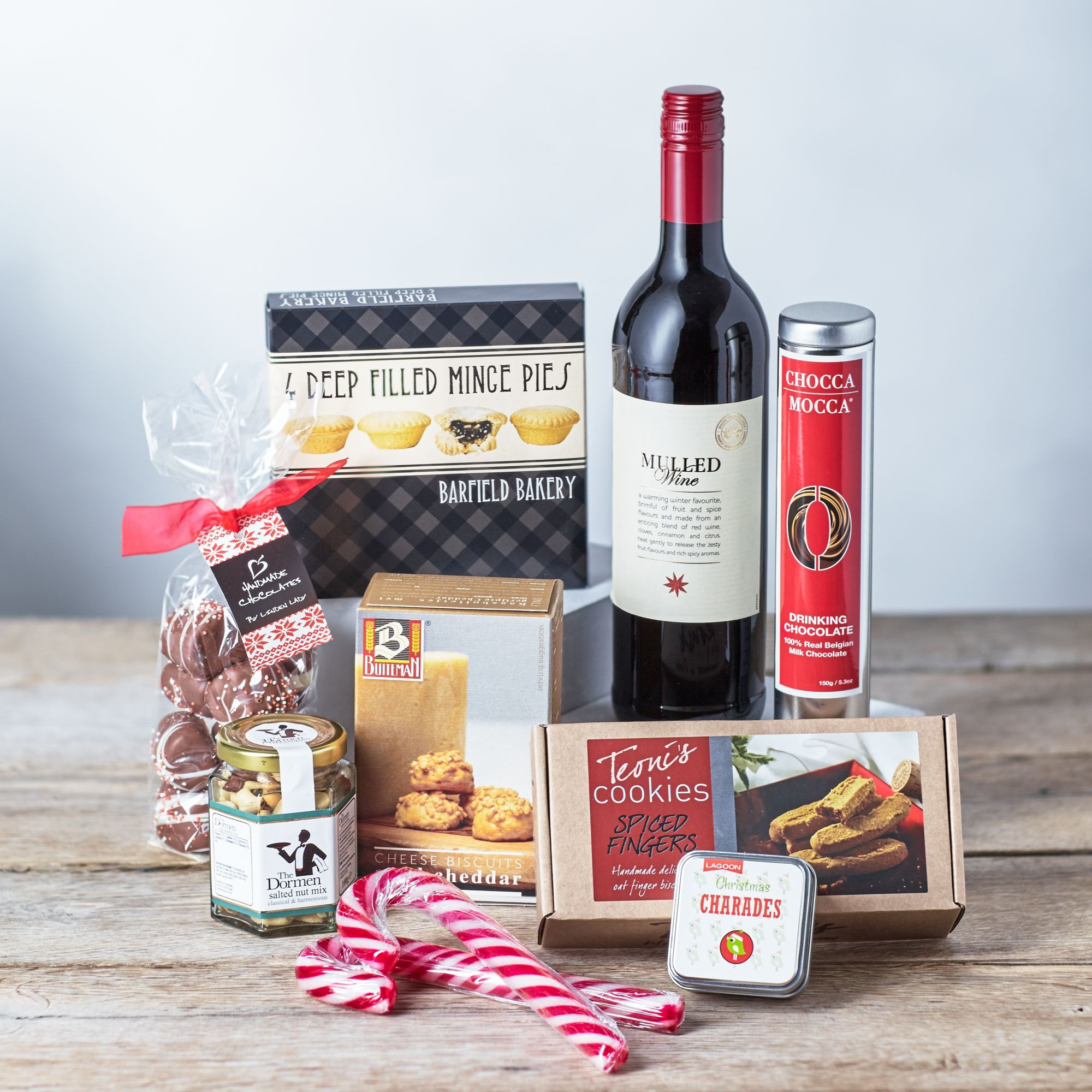 The night before christmas offers waitrose gifts hampers top the night before christmas offers waitrose gifts solutioingenieria Gallery