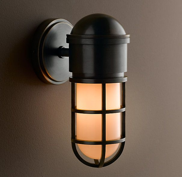 Style Wall Sconce Restoration Hardware