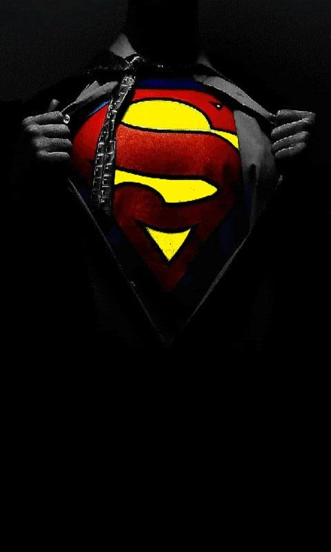 Superman Wallpaper Android 480×800 High Definition