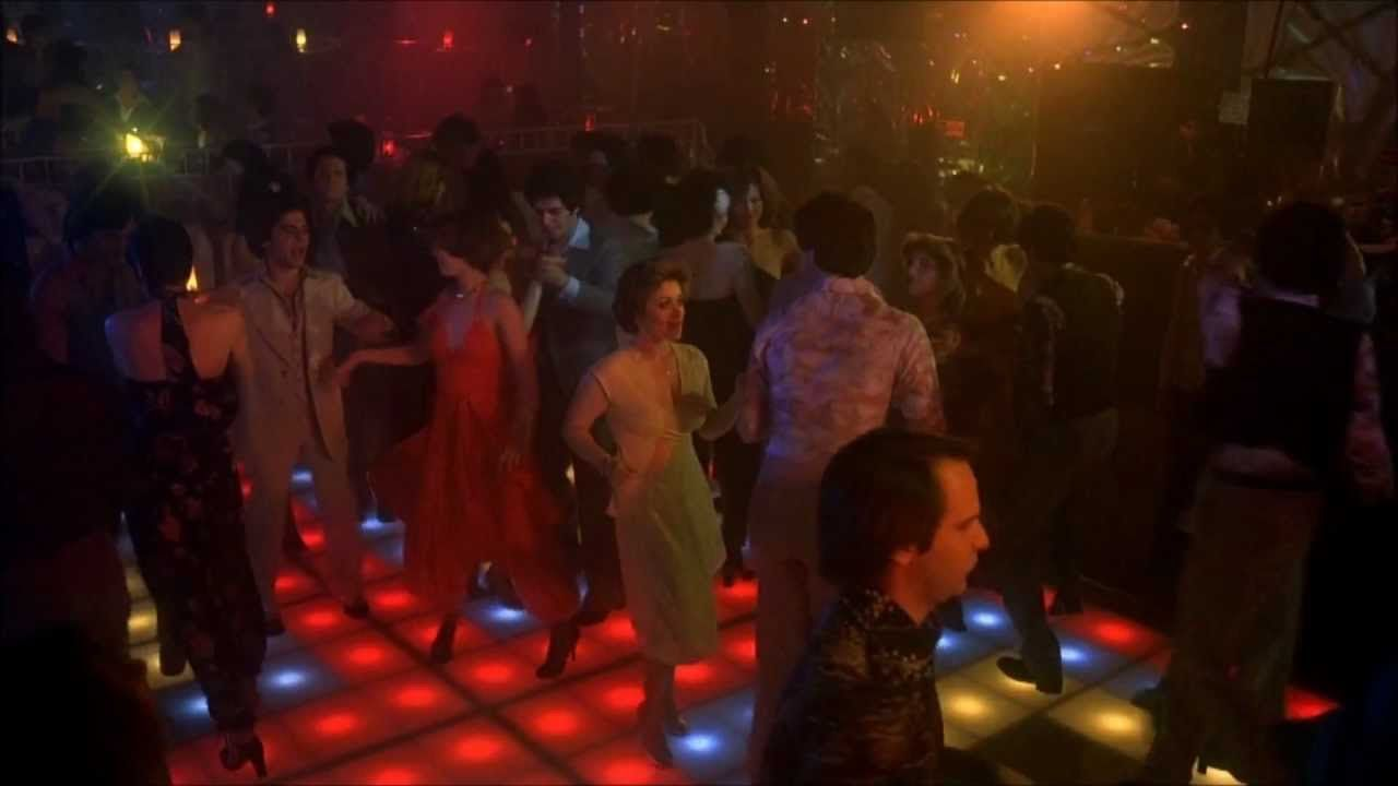 Saturday Night Fever (Disco Inferno The Trammps) John