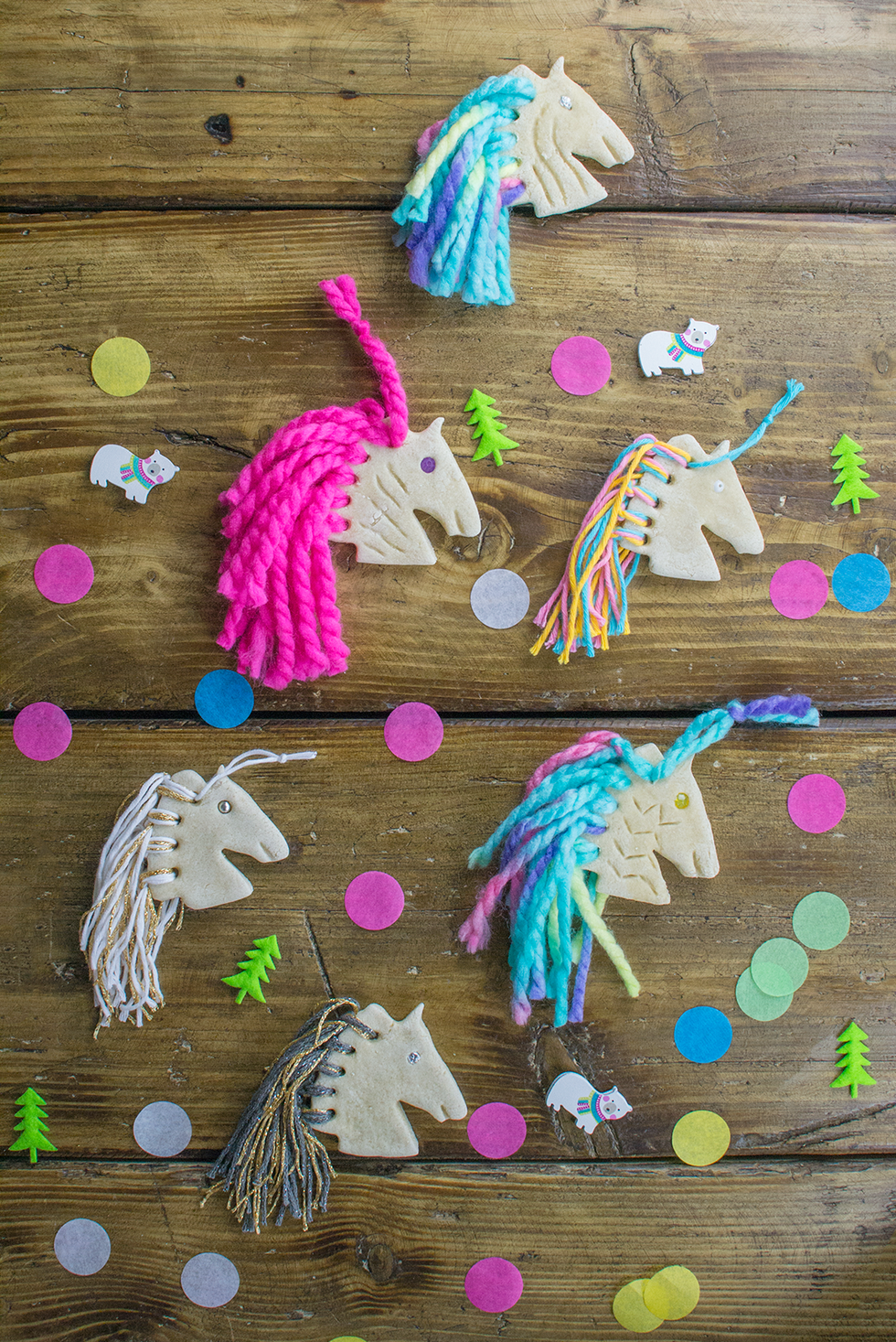 28 DIY Salt Dough Ornaments the Kids Will Love Making for Christmas