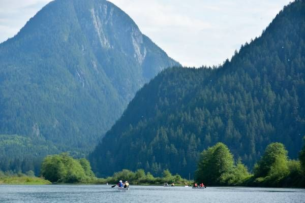 Photos: Canoeing and hiking to Widgeon Falls in Pinecone Burke Provincial Park | Georgia Straight Vancouver's News & Entertainment Weekly