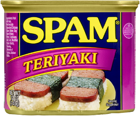 How To Make Spam Less Salty