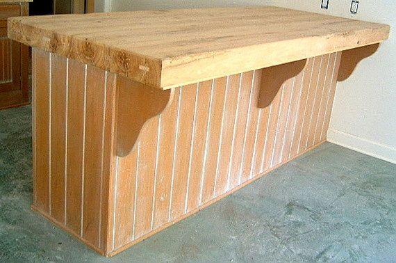 Oak Butcher Block Countertop Or Tabletop Made To Order From - Oak butcher block table top