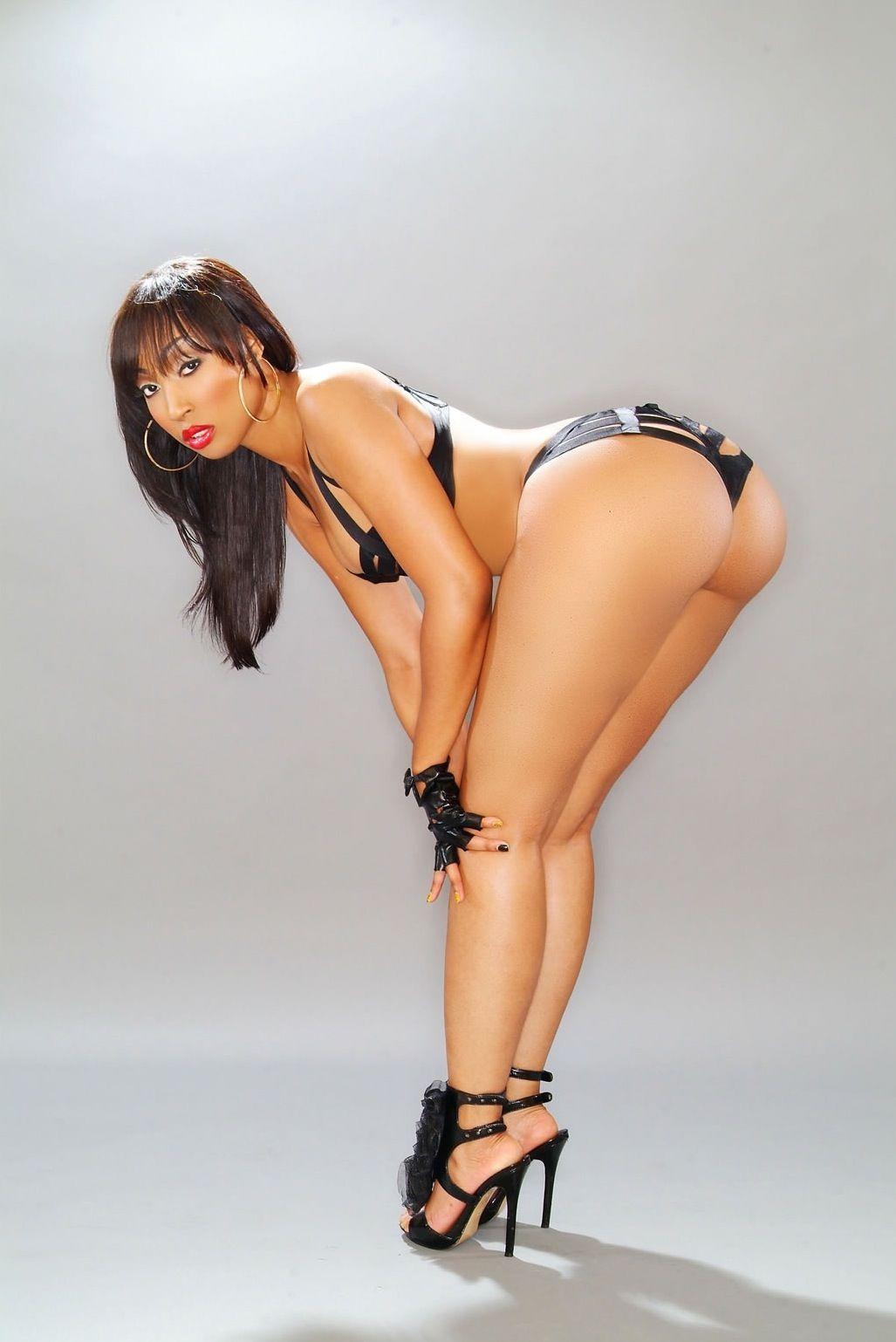 Latina ass info