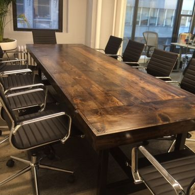 Custom Made 10 Conference Table For Any Business Setting Conference Room Design Conference Room Decor Office Table