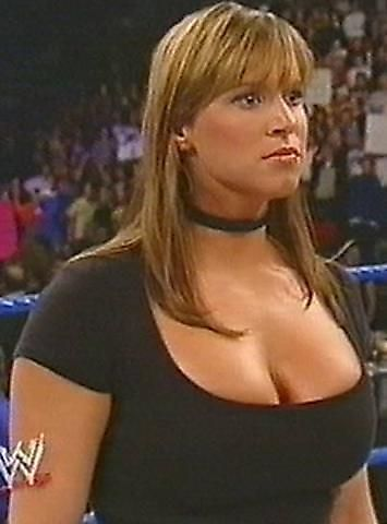 Have Wwe stephanie mcmahon sucking cock prompt