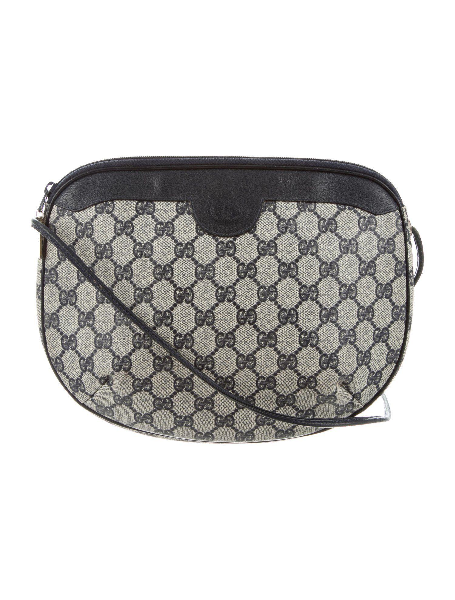 68fc6f4d8ed91 Vintage GG Plus Crossbody Bag | Bag Lady | Gucci crossbody bag ...