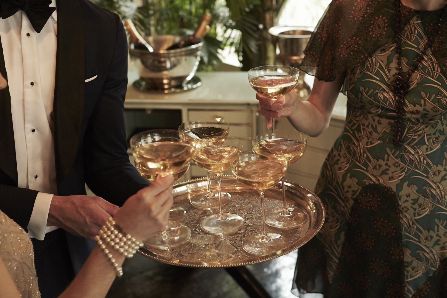 How to Plan a Great Gatsby New Year's Eve Party | Great ...