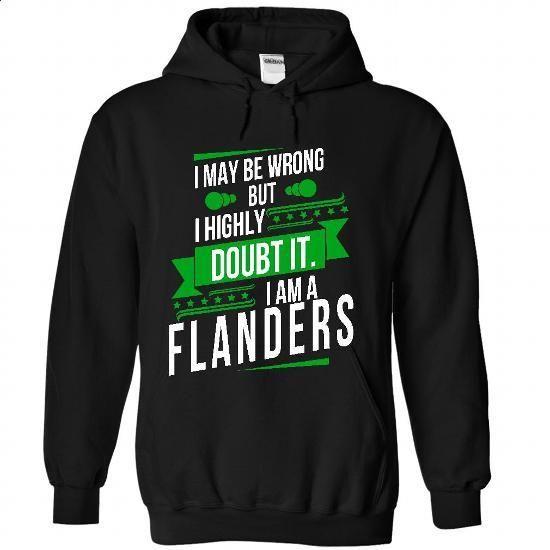 IAM A FLANDERS - #tshirt display #cool hoodie. BUY NOW => https://www.sunfrog.com/Funny/I-Black-22243919-Hoodie.html?68278