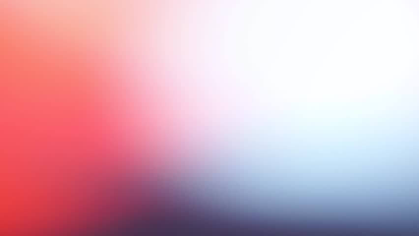 Multicolored Motion Gradient Background with Stock Footage