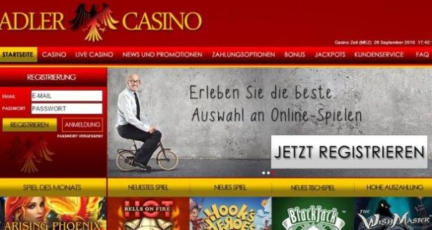 deutsches live casino