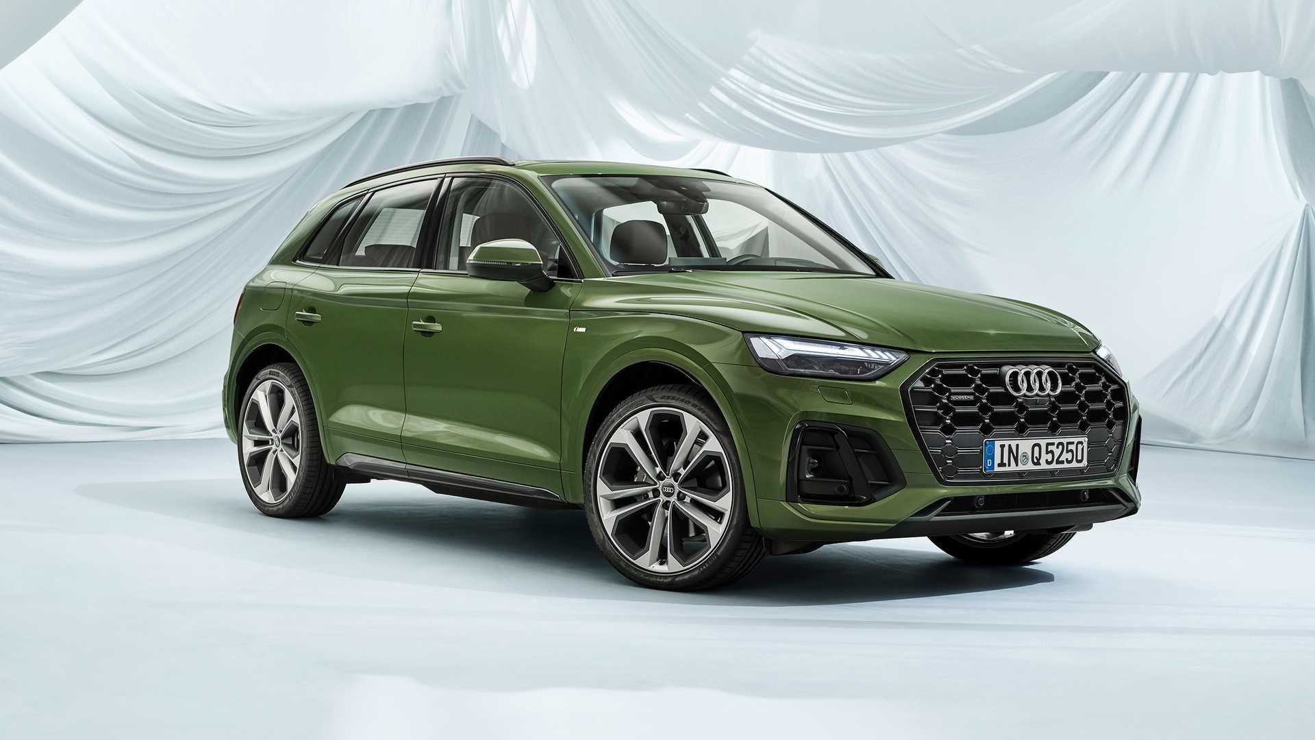 2021 Audi Q5 Facelift In 2020 Audi Tdi Audi Audi Q5