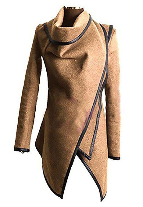 Damen Cardigan Lang Elegant Vintage Langarm Festlich ...