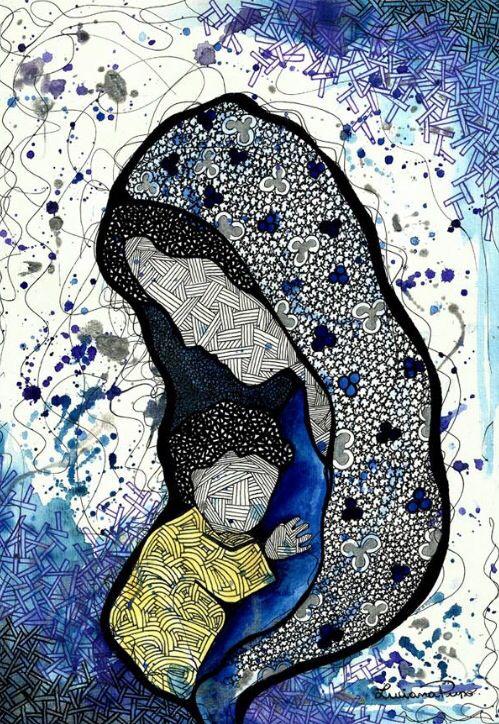 Pop Art - Desenho de Luciana Pupo - Esse é meu!