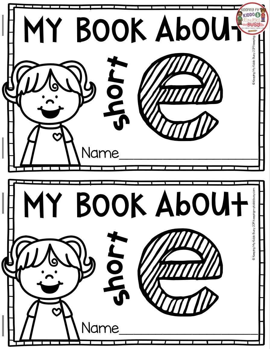 Phonics Unit 4 Cvc Words Word Families Freebie Keeping My Kiddo Busy Cvc Words Cvc Words Kindergarten Word Families [ 1158 x 896 Pixel ]