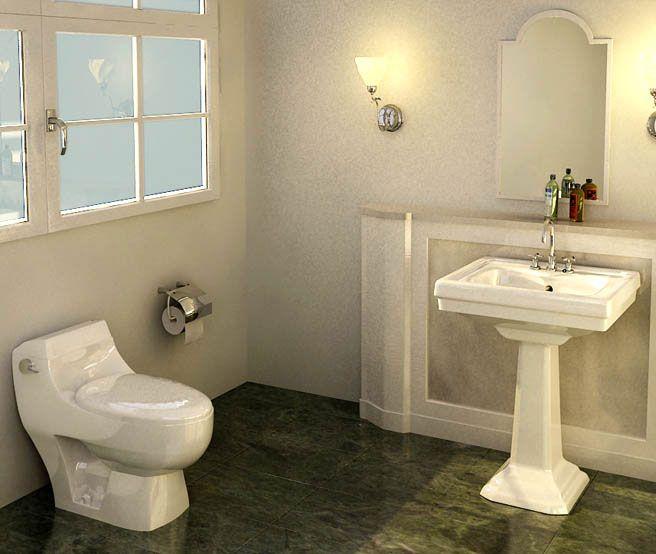 Best Bathroom Decor toilet bathroom : Bathroom Toilet - Delonho.com