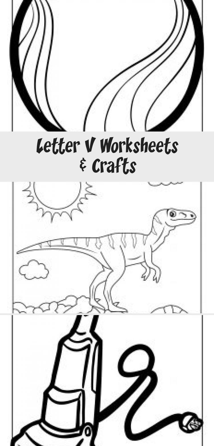 Letter V Worksheets toysworksheet1stGrades