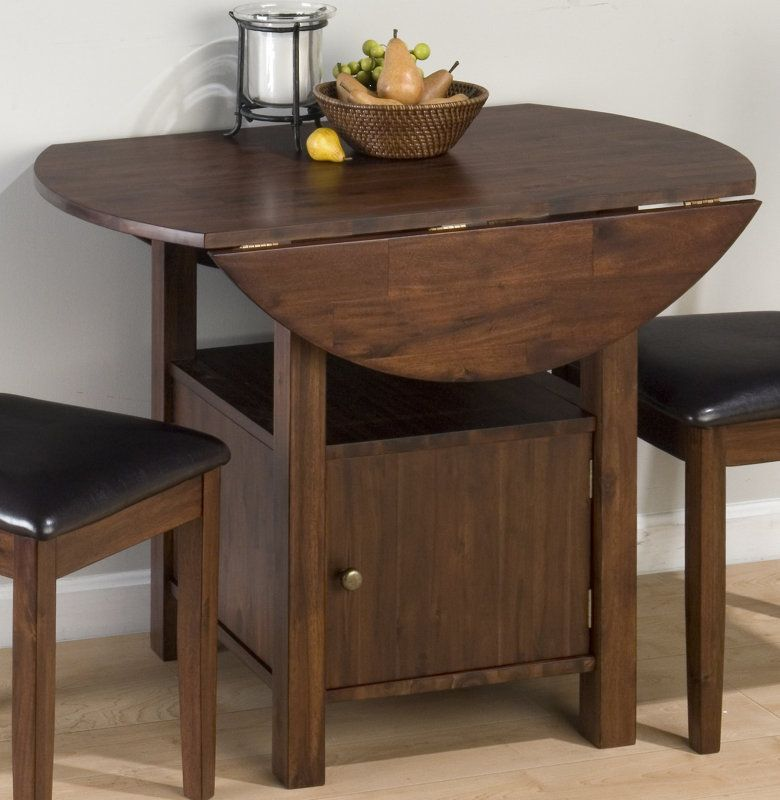 Drop Leaf Kitchen Tables For Small Spaces